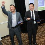 Dr. Tuan Vo and Dr. Huy Tran
