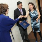 Dr. Yelin Yang Receives Diploma
