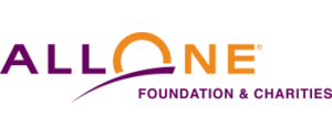 AllOne Foundation and Charities Logo