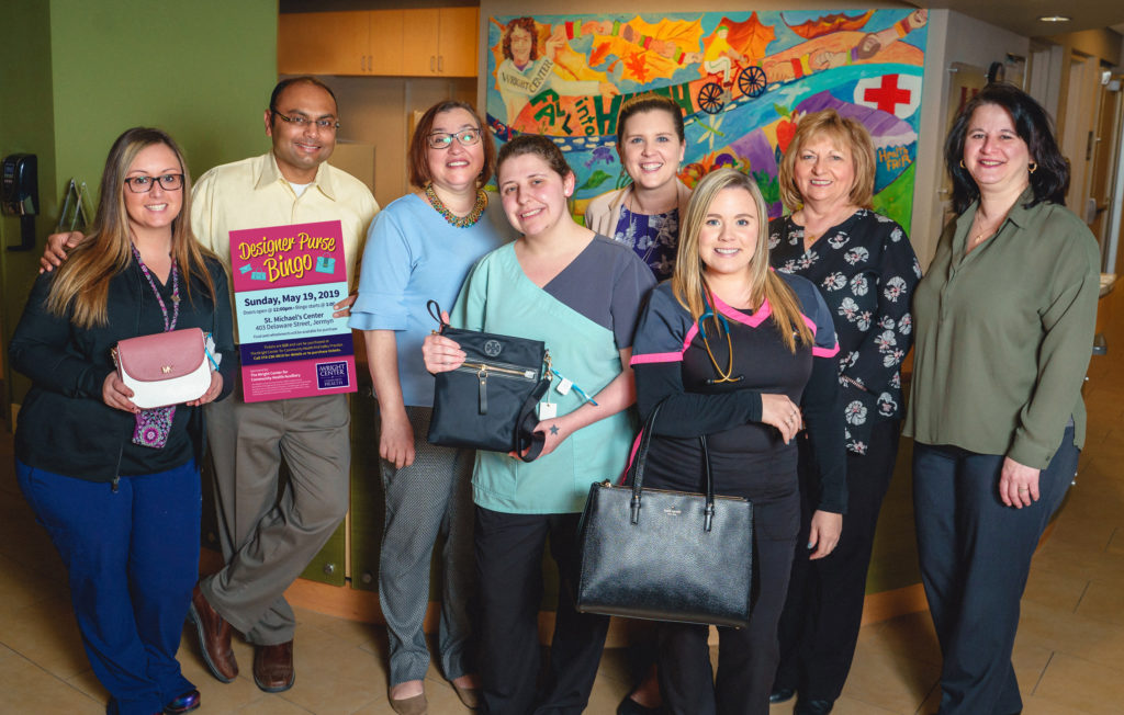 Wright Center for Community Health Auxiliary Plans Purse Bingo