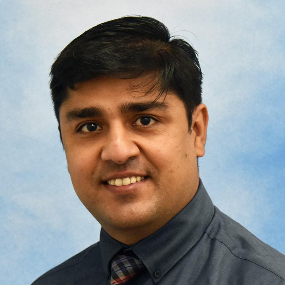 Vinod Sharma, M.D.