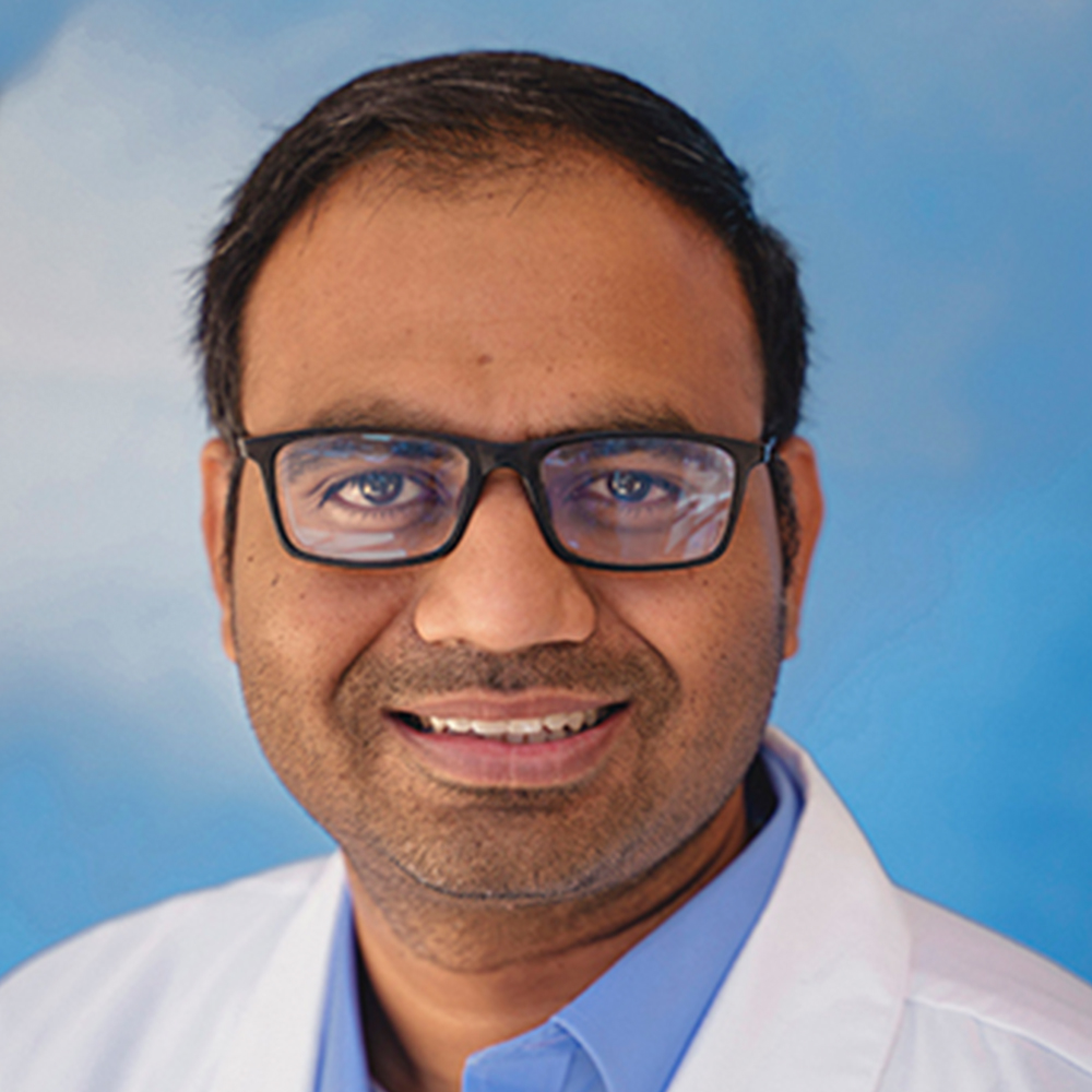 Dr. Hrushik Amin