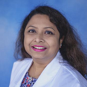 Dr. Radha Saha