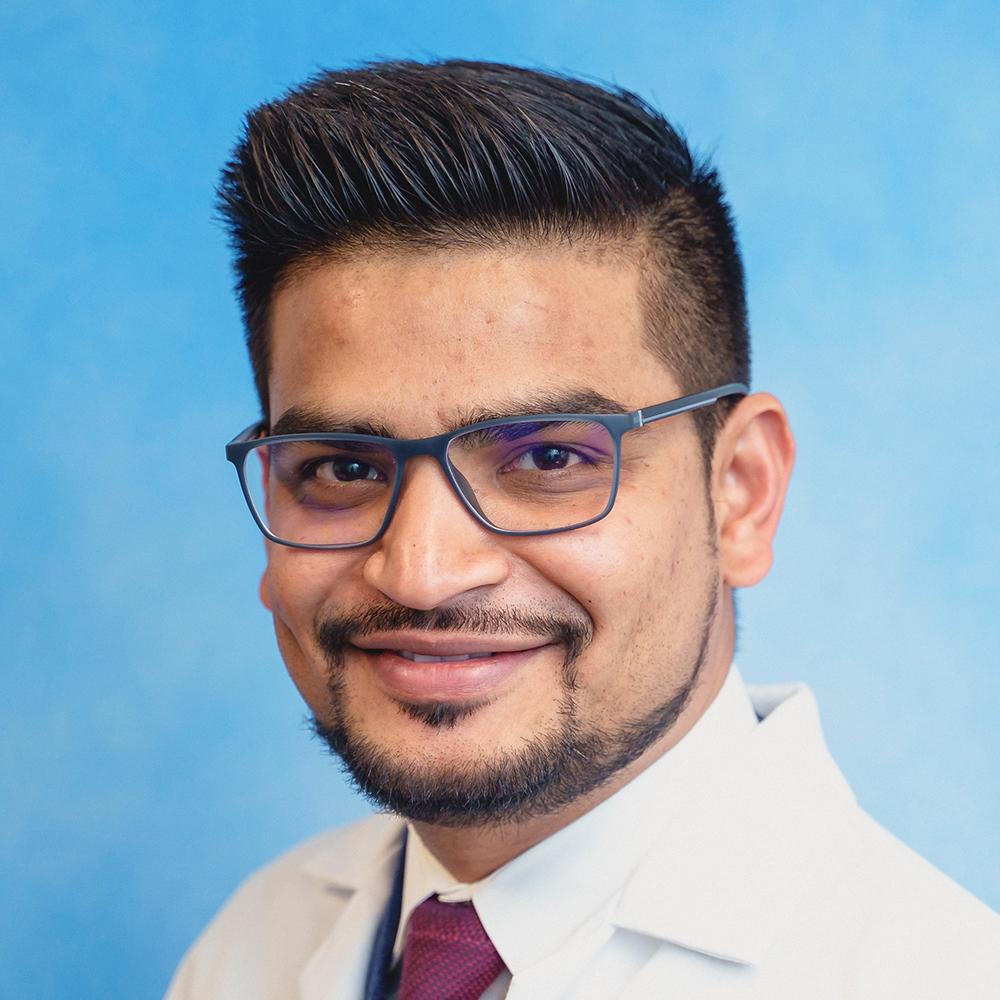 Dr. Rushik Bhuva