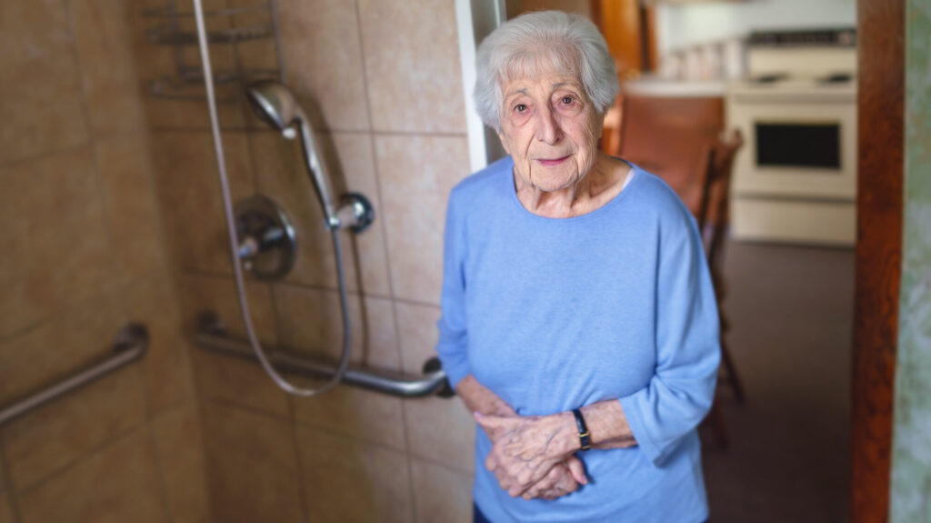 For Ageless Ann, There's No Place Like Home