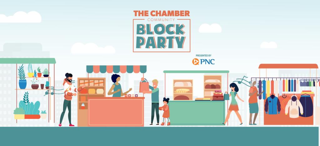 Chamber Community Block Party