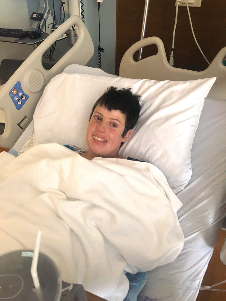 After Transplant, Jessup Resident Savors Deliciousness of Life
